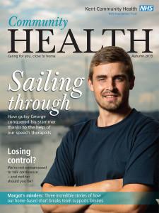 Magazine cover autumn 2015