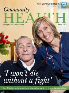 Magazine cover spring 2015