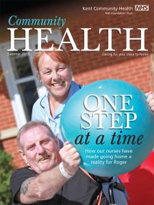 Magazine cover summer 2015
