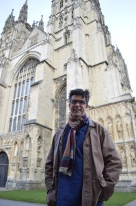 Canterbury cathedral Nick P