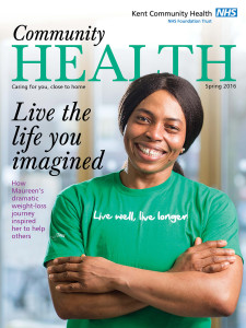 Magazine cover Spring 2016