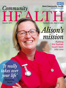Community Health mag issue 19 front cover