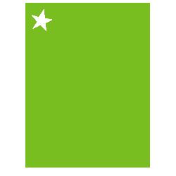Aspirational icon