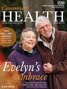 Community Health mag issue 20 front cover