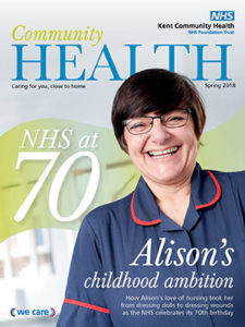 Community Health mag 21 front cover