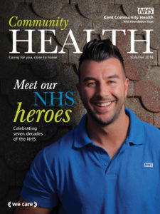 Community Health mag issue 22 cover