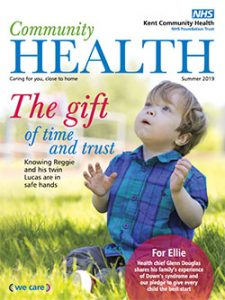 Community Health mag issue 26 front cover
