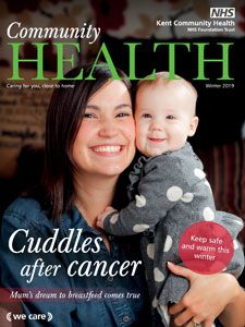 Community health magazine issue 28 front cover