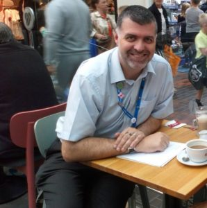 Dementia Lead Grahame Hardy