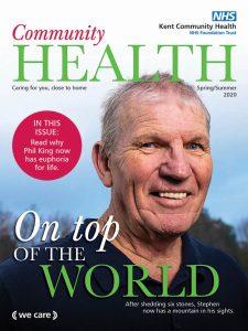 Community Health magazine issue 29 cover