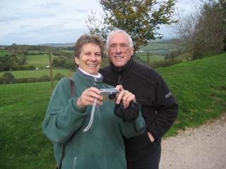 Julia and Brian Cordrey