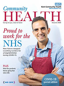 Community Health mag issue 30 front cover