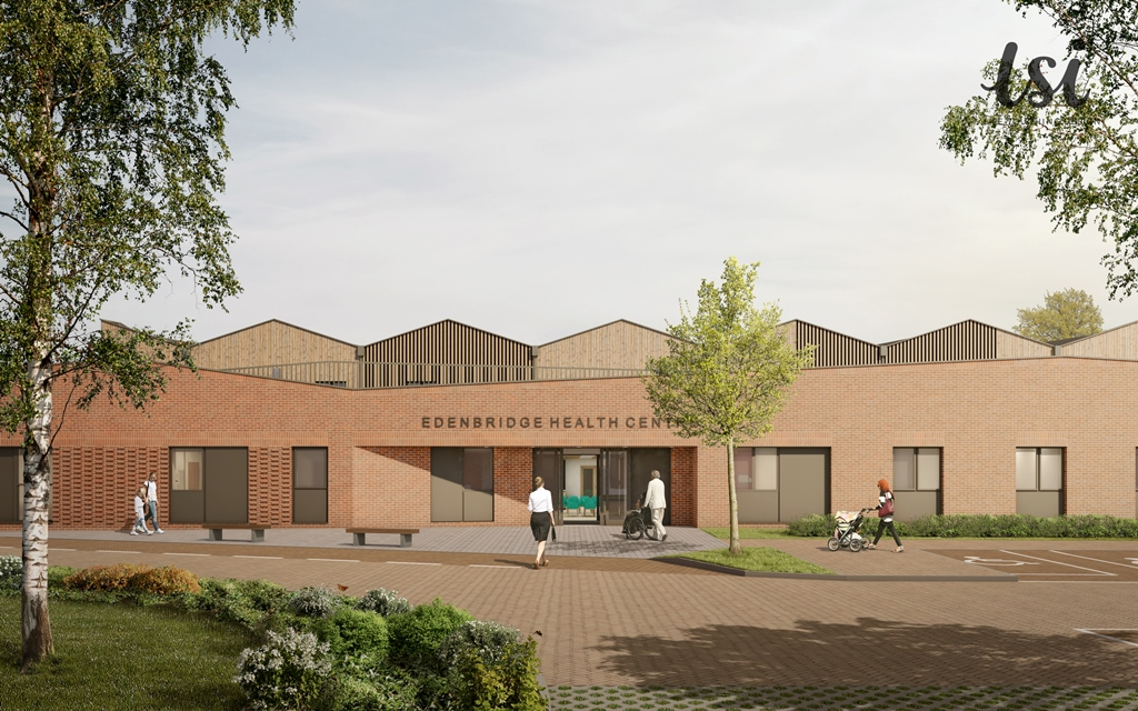 Edenbridge Health Centre planning view
