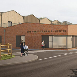 Health centre project picks up pace